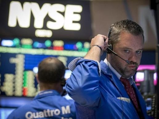 Chứng khoán Mỹ tăng điểm nhờ cổ phiếu năng lượng và hàng hóa
