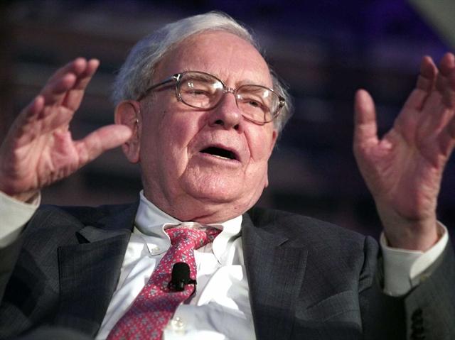 Warren Buffett: Rất khó để FED tăng lãi suất trong tháng 9