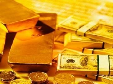 Giá vàng vượt 1.100 USD/ounce sau bình luận của quan chức Fed
