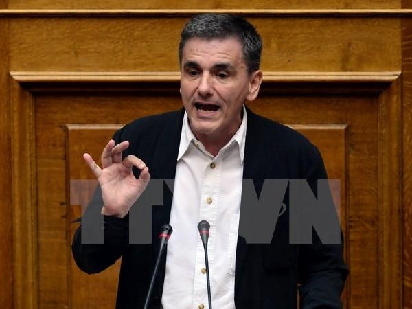 Hy Lạp và các chủ nợ đồng ý các điều khoản trong gói cứu trợ tài chính