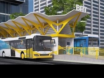 Năm 2018, TPHCM sẽ có tuyến xe buýt nhanh BRT thông minh