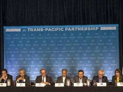 Nhật Bản lo ngại đàm phán về TPP bị sa lầy
