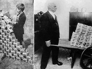 Chiến tranh tiền tệ đã từng xẩy ra như thế nào?
