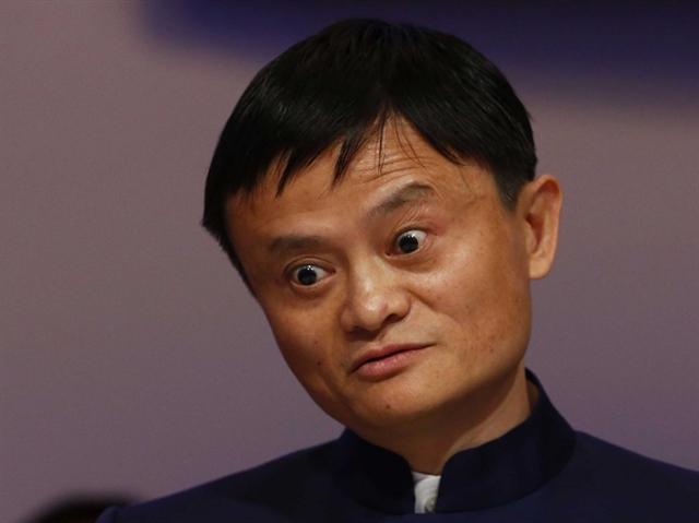 Tỷ phú Jack Ma mất 725 triệu USD trong ngày hôm qua