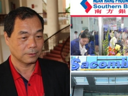 NHNN thay ông Trầm Bê thực hiện tất cả các quyền cổ đông tại Sacombank, PNB