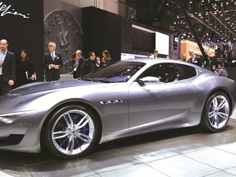 Fiat đặt cược vào Maserati
