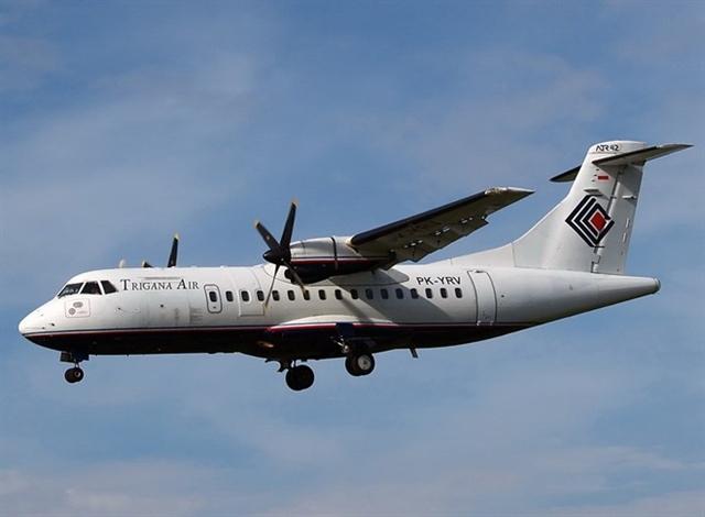 Reuters: Máy bay của Indonesia chở 54 người mất tích ở vùng Papua