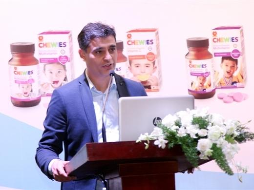 AJ Research & Pharma ra mắt công chúng TPHCM