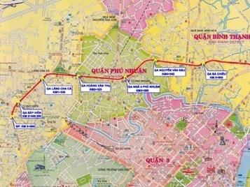 Tạo điều kiện để doanh nghiệp Việt chế tạo tàu điện ngầm