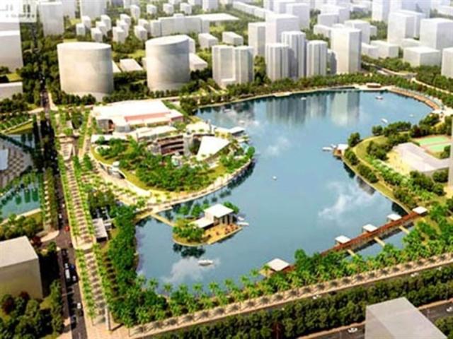 Indochina thực hiện dự án BT Công viên Cầu Giấy