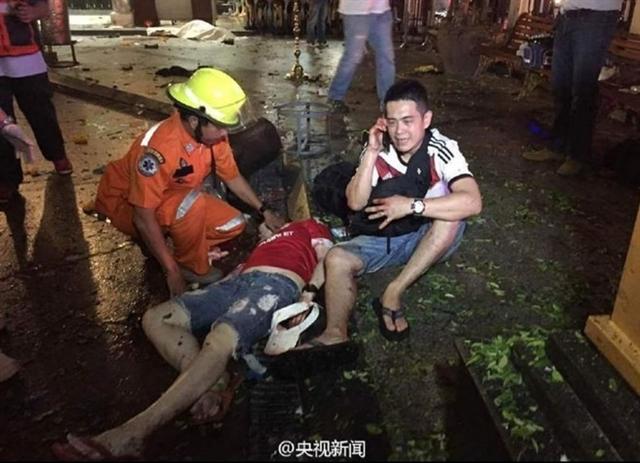 Cục lãnh sự: Chưa xác nhận người Việt tử nạn trong vụ đánh bom Bangkok