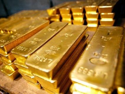 Giá vàng tăng sau số liệu kinh tế thất vọng