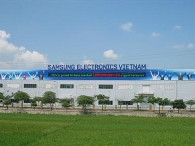 Samsung, LG lo lắng khả năng cung ứng của doanh nghiệp Việt
