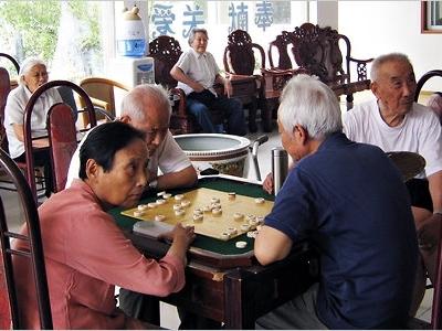 Trung Quốc: Chưa giàu đã già?