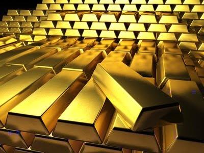 Giá vàng lên đỉnh 5 tuần, vượt ngưỡng 1.150 USD/ounce