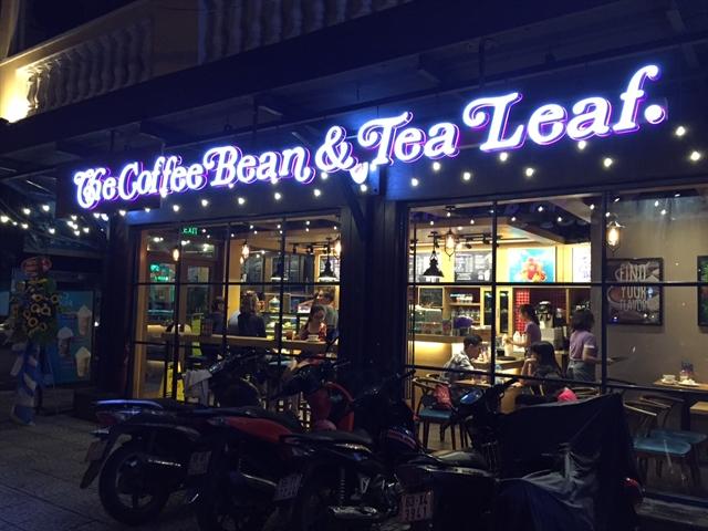 Ra mắt cửa hàng The Coffee Bean & Tea Leaf mới - Coffee Bean Hai Bà Trưng