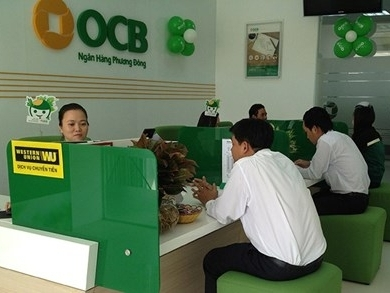 OCB được phép cấp tín dụng dưới hình thức bảo lãnh ngân hàng