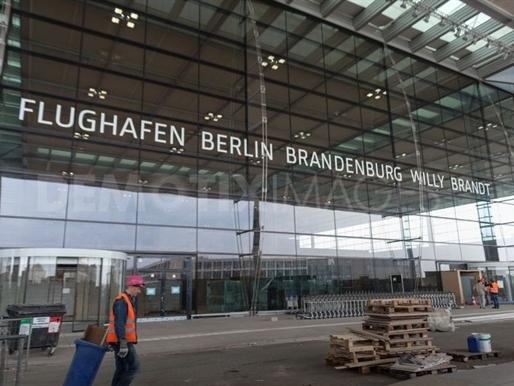 Sân bay Brandenburg: Tấn bi hài kịch của nước Đức
