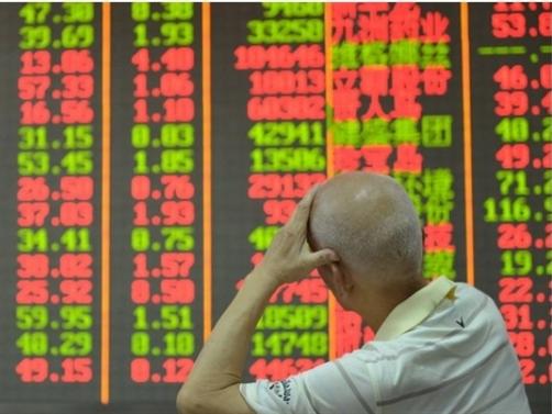 """Trung Quốc """"tháo"""" quỹ hưu trí để cứu chứng khoán"""