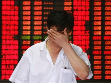 Chứng khoán Trung Quốc lao dốc không phanh
