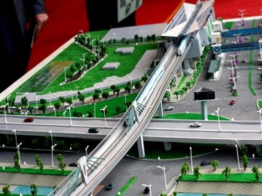 Công bố giá bồi thường thu hồi đất xây đường sắt đô thị Nhổn – Ga Hà Nội