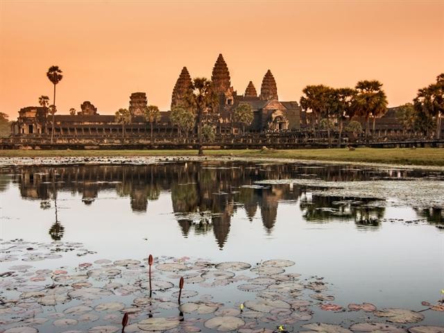 Lý do Angkor Wat thu hút du lịch tốt nhất thế giới