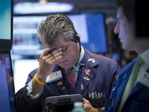 Chứng khoán Mỹ giảm mạnh nhất 4 năm