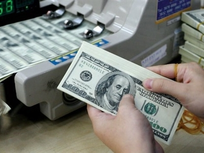 USD tự do vượt 22.900 đồng, giá vàng giảm
