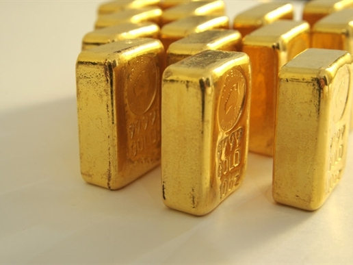 Giá vàng giảm do đà suy yếu của USD chững lại
