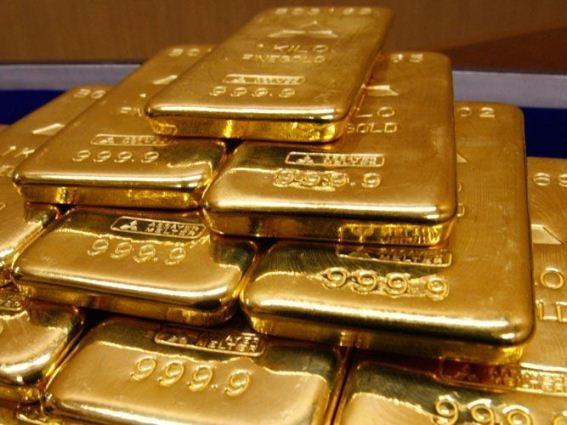Giá vàng xuống thấp nhất 1 tuần khi Trung Quốc hạ lãi suất
