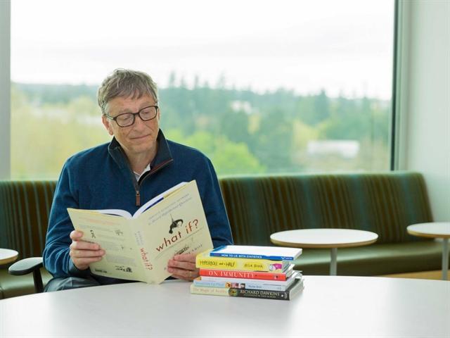 Đọc sách: Bí quyết thành công của người giàu?