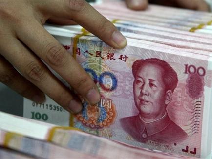 Trung Quốc phá giá nhân dân tệ thêm 0,09%