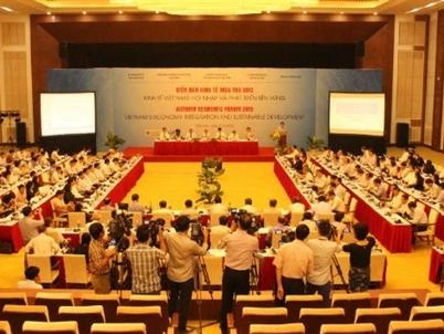 """""""Việt Nam cần tạo ra một nền kinh tế tư nhân mạnh mẽ"""""""