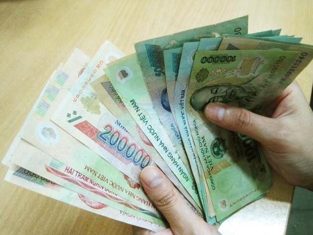 Lượng tiền giả bị thu giữ tăng 9,45%