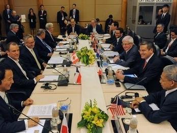 Đàm phán TPP có thể nối lại trong tháng 9