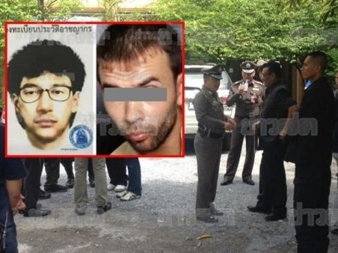 Thái Lan bắt nghi can đánh bom Bangkok