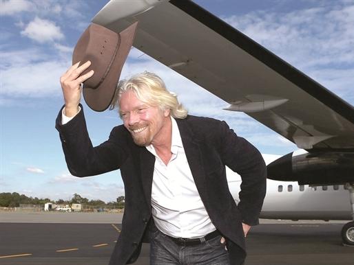Richard Branson: Vị tỷ phú chuyên