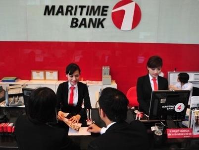 MaritimeBank nâng sở hữu tại Ngân hàng Quân Đội