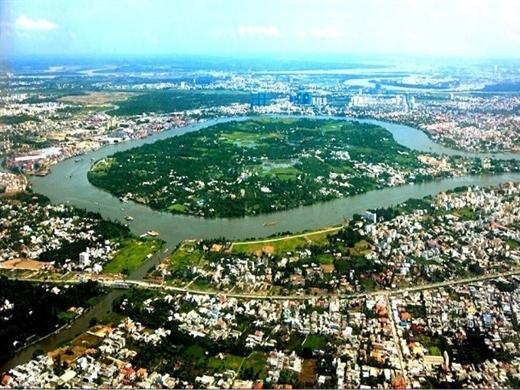 TPHCM sẽ xây thêm 5 cây cầu mới tại bán đảo Thanh Đa
