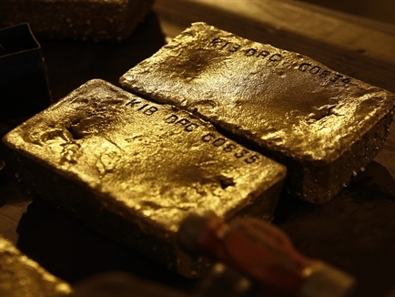 Giá vàng hồi phục, chờ manh mối về lãi suất của Mỹ