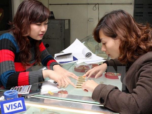 Tạm ngừng giao dịch vàng miếng với tổ chức tín dụng bị kiểm soát