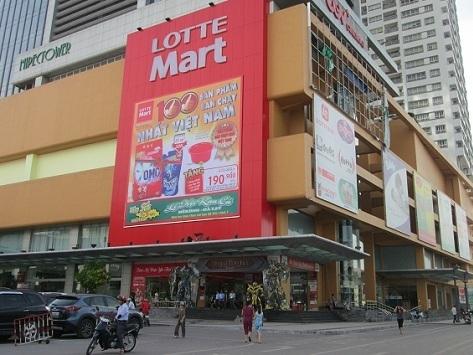 Lotte Mart tưng bừng khuyến mãi 2/9
