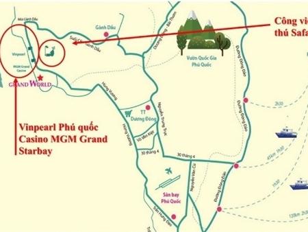 Vingroup khởi công dự án công viên Vinpearl Safari lớn nhất Đông Nam Á