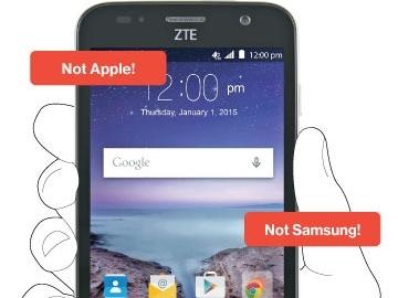 Điện thoại Trung Quốc giá rẻ âm thầm chiếm thị trường Mỹ