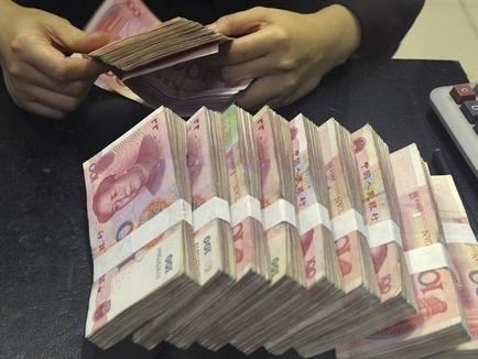 Dự trữ ngoại hối của Trung Quốc giảm thêm 93,9 tỷ USD