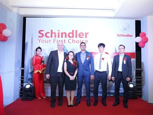 Schindler Việt Nam mở rộng văn phòng đại diện tại Đà Nẵng