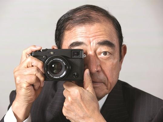 """""""Phù thủy"""" Shigetaka Komori và cuộc lột xác ở Fujifilm"""