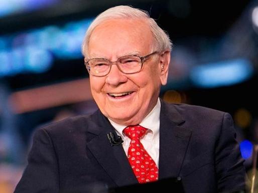 12 bài học cuộc đời từ tỷ phú Warren Buffett