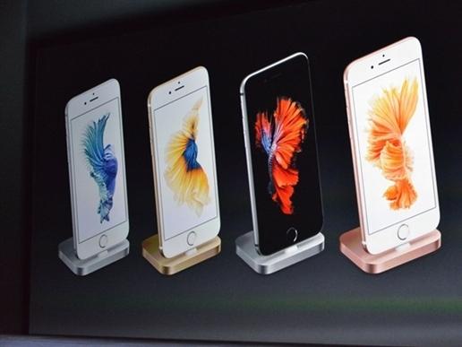 Apple chính thức ra mắt iPhone 6S/6S Plus, giá từ 199 USD