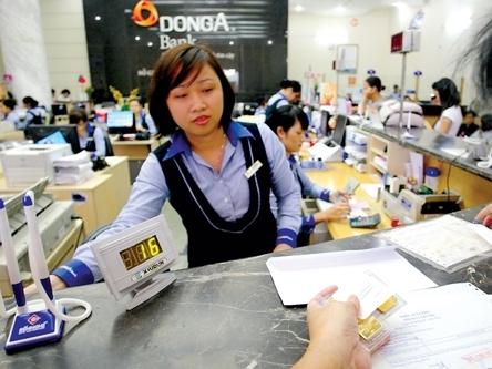 Người Vietinbank và MHB sang làm sếp DongA Bank